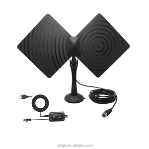 Manufacturers designed 360 degree 1080P vhf ufh TV Digital HDTV Indoor Antenna