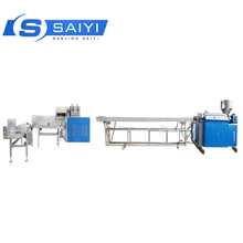 Cool Drink Straw Polypropylene Straw Extrusion Machine Production Line