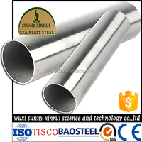 harga pipa besi high quality 2 inch stainless steel pipe price