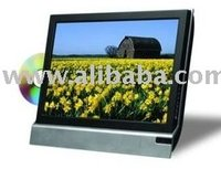 LCD TV DVD With Dvb T Combo Dc12v To Dc26v