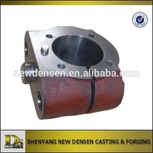 OEM high quality 66 inch trunnion saddle class 30 grey iron sand casting products