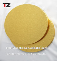 Paperboard Cake Circle Board Edge Corrugated Paper Cake Board Paper Cake Base Boards