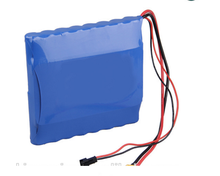 Li-ion battery pack 60v 2.2Ah 18650 for one-wheel electric vehicle