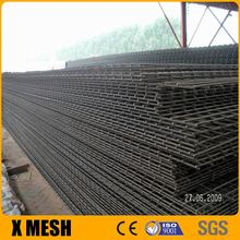 Longer work time A6 brc 3315 welded mesh with 400x400mm spacing