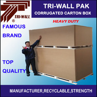 Auto Parts Heavy Duty Corrugated Paper Box Carton box