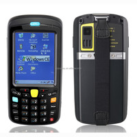3.5 inch TFT LCD touch screen 1D barcode handheld data collector