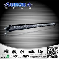 amazing performance anti shock AURORA 30inch double row auto 12v led driving lights