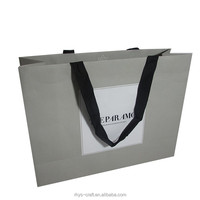 Cheap new design paper wholesale shopping bags