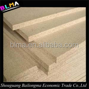 E2 plain particle board for furniture