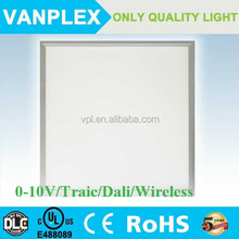 100lm per w 2x2 ft led panel 62x62 60x60 600 600 led panel light made in China