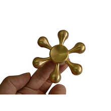 Newest design top quality attractive price metal fidget hand spinner