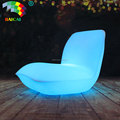 Modern fashion design Luxury L shape led bar sofa, led illuminated furniture