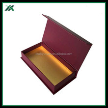 new style magnetic closure gift paper box