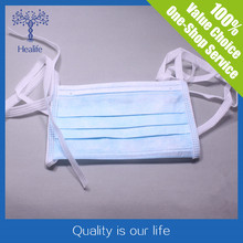 Factory Supply Hospital Use Disposable 3ply non woven face mask