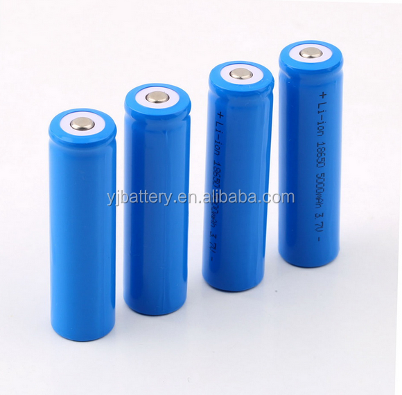 battery supplier rechargeable battery 186503.7v 2200mah 2600mah battery pack with cable