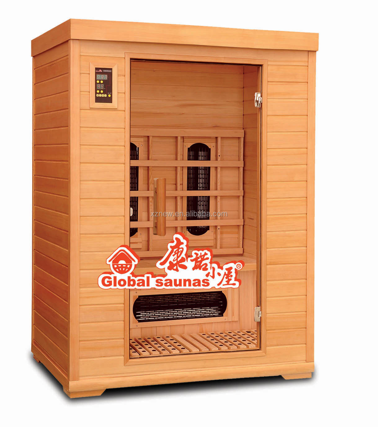 infrared sauna home steam room kits