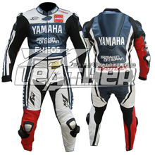 motorbike leather suite/Leather Motorcycle Racing Suit with protection