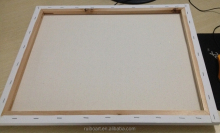 wholesale Blank Stretched Canvases