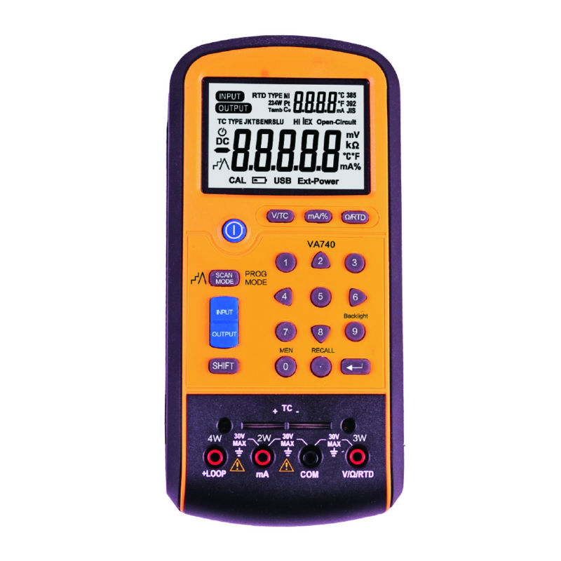 Handheld Multifunction Calibrator