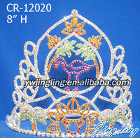 Wholesale and custom holiday duck pageant crowns