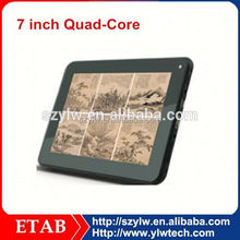 7'' Inch ATM7029 quad core android best selling dual core mid cortex a9 tablet pc