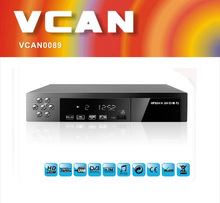 VCAN0880 America ATSC satelite tv receiver for home use