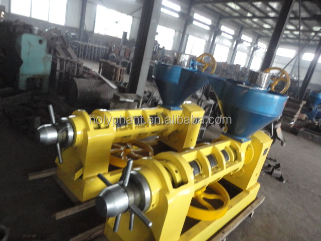 Hot Sale HPYL-180 Sunflower, Soybean, Peanut, Palm, Cottonseeds Oil Press