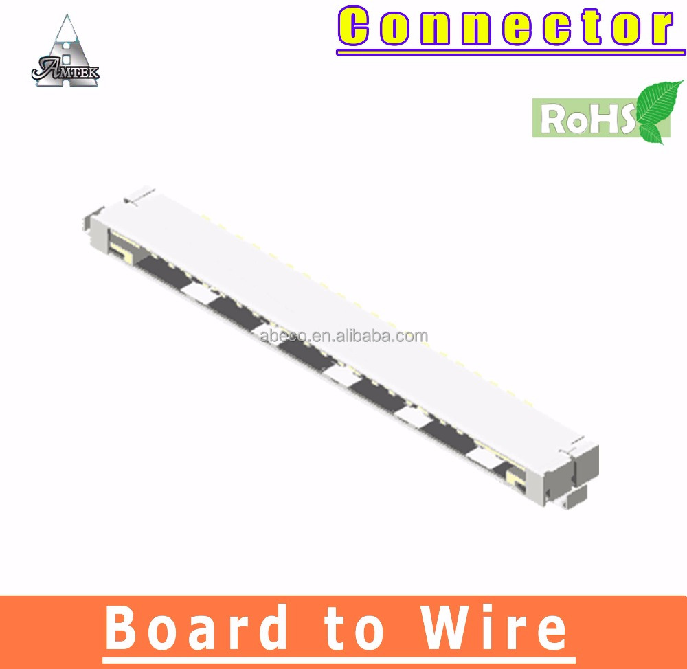 rohs compliant wire connectors 1mm Pitch connecting terminal