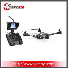 2016 Top Selling XK X252 2.4G 7CH 5.8G FPV Quadcopter RC Racing Drone With 720P Wide-Angle HD Camera Brushless Motor RTF