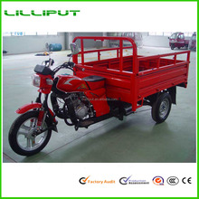 Cheap Price 150cc Gasoline Engine Air Cooled Electric Starting Cargo 3 Wheel Tricycle