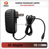 18W US plug AC DC Power supply Adapter