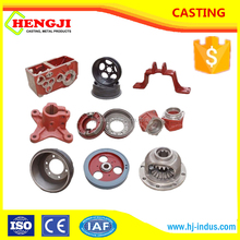 Ornamental Cast Iron / raw material cast iron