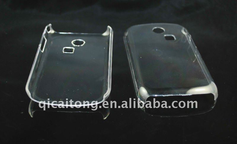 crystal case for blackberry SUMSUNG S3350 @ 335