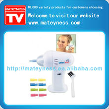 Ear wax cleaner con puntas de silicona de as seen on tv
