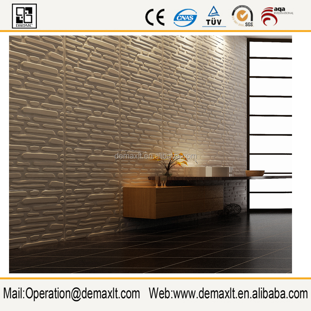 2015 popularity plant pattern panel designer wallpaper elegant wall decoration 3d wallpaper for home decoration