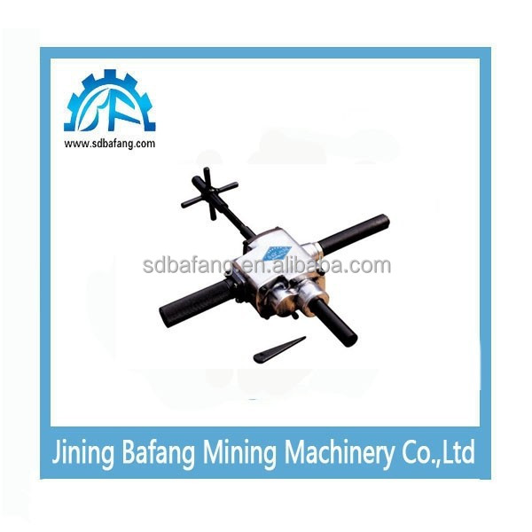 ZK19 Rail Air Drilling Machine