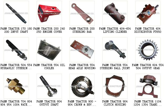 Agricultural Machinery Tractor Parts And Attachments Lifting Cylinder 404-454