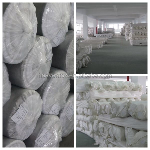 HX05039 100% Polyester Knitted Mattress Ticking Fabric