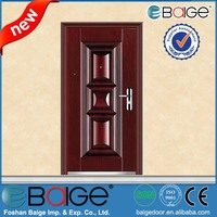BG-S9501T Spanish Style Steel Security Main Door Design