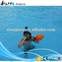 Pro Snorkeling Full Face Snorkel Mask + Anti Fog Spray + Carrying Bag - Easy Breathing Technology + Panoramic 180