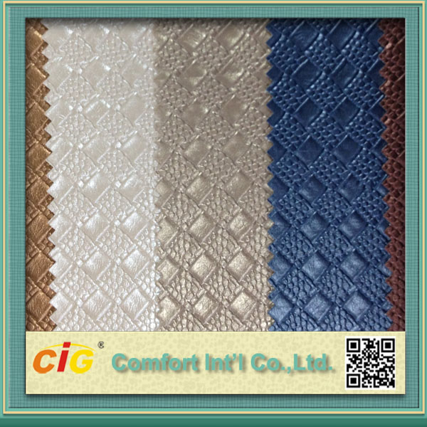 Textiles & Leather Products trims pvc leather