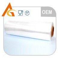 soft clear catering plastic pe cling film wrapping