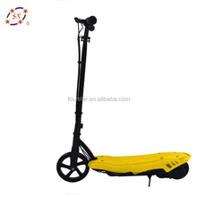 Children Scooter E-Step Electric Mini Scooters 120W Foldable Recharged Battery