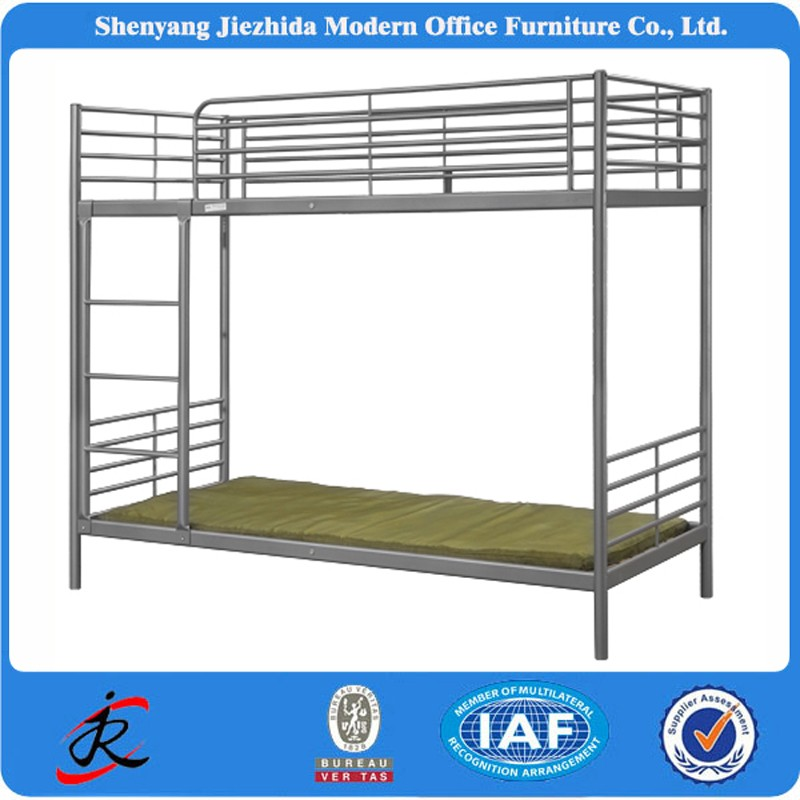 Latest Design Metal bunk bed double decker king size bed