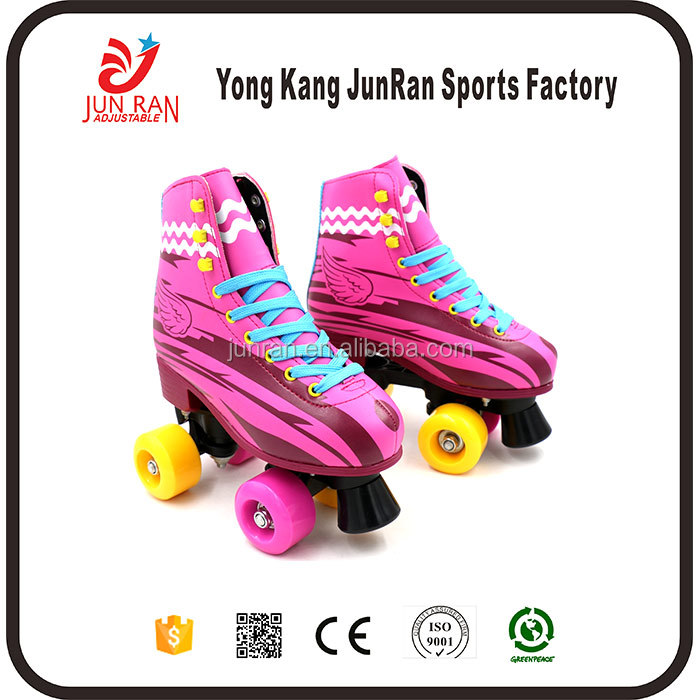 Professional colorful quad roller skates for sale with best price