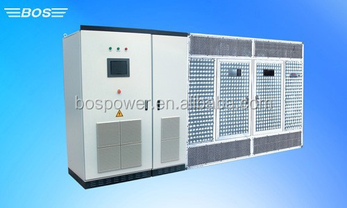 500KW High Capacity DC To AC Wind Turbine On Grid Tied Inverter BNWG500KS