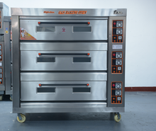 pastry cookies bread gas oven commercial hot sale cake pizza gas oven