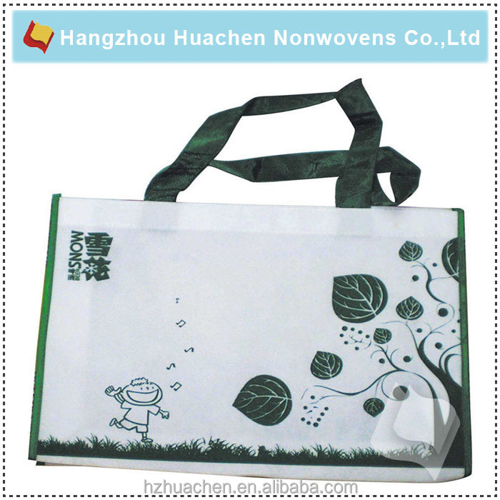 Hangzhou Factory Custom Creative PP Nonwoven Fabrics for Ultrasonic PP Non woven Bag