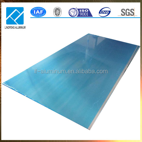 Customized thickness marine grade aluminum alloy plate