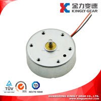 DVD DC Mini Motor Made in China Low Speed DC 3v 3000rpm Micro Motor Low Voltage Mini DC Motor for DVD Player